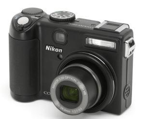 Nikon CoolPix P5100 Manual - front face