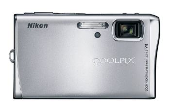 Nikon CoolPix S50c Manual - camera front face