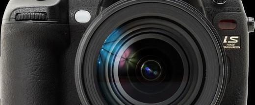 Olympus E-5 Manual - camera top plate