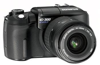 Olympus EVOLT E-300 Manual User Guide and Product Specification