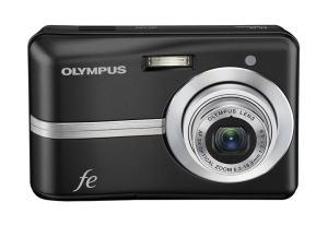 Olympus FE-25 Manual - camera front face