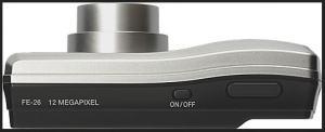 Olympus FE-26 Manual - camera side