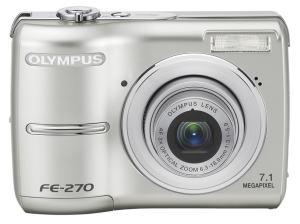 Olympus FE-270 Manual