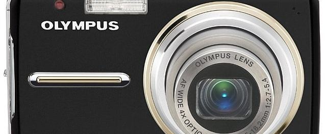 Olympus FE-280 Manual User Guide and Product Specification