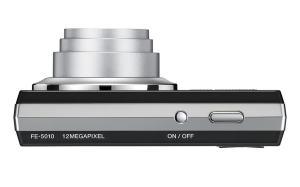 Olympus FE-5010 Manual - camera side