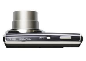 Olympus FE-5020 Manual - camera side