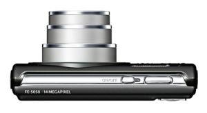 Olympus FE-5050 Manual - camera side