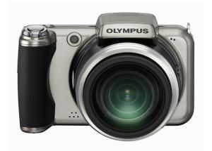 Olympus SP-800UZ Manual - front side