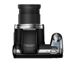 Olympus SP-810UZ Manual - camera top plate