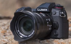 Panasonic Lumix G9; Brand's High End Mirrorless Camera with Strong DSLR Feel