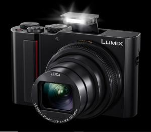Panasonic ZS200 Specification; New Panasonic Premium Compact