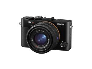 Sony DSC RX1RM II Manual - camera front face