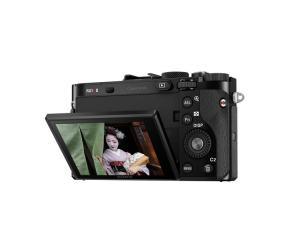 Sony DSC RX1RM II Manual - camera rear side