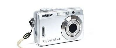 Sony DSC S45 Manual User Guide and Product Specification