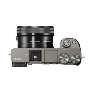 Sony ILCE A6000L Manual - camera side