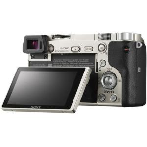 Sony ILCE A6000Y Manual - Camera rear side