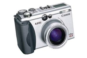 Canon PowerShot G3 Manual User Guide and Product Specification