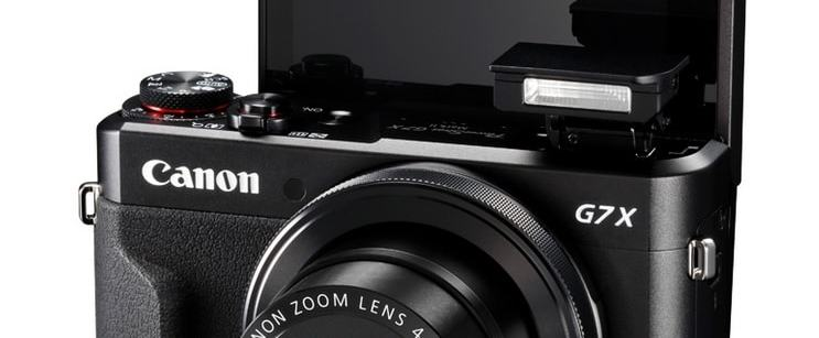 Canon PowerShot G7 X Mark Manual User Guide and Product Specification