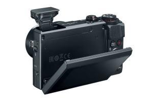 Canon PowerShot G7 X Mark Manual - camera rear side