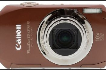 Canon PowerShot SD4500 IS Manual for Canon's Stylist and Powerful Compact
