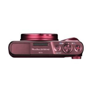 Canon PowerShot SX720 HS Manual - camera side