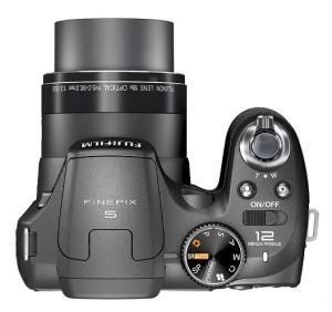 FujiFilm FinePix S1800 Manual - camera top plate