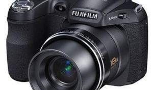 FujiFilm FinePix S1900 Manual User Guide and Product Specification
