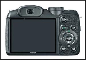 FujiFilm FinePix S2700HD Manual - camera rear side