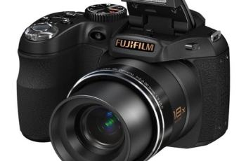FujiFilm FinePix S2800HD Manual - camera front face