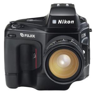 Nikon E2 Manual - camera front face