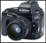 Nikon E2N Manual - front side