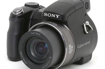 Sony DSC H7 Manual User Guide and Product Specification