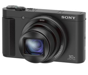 Sony DSC HX80 Manual - camera front face