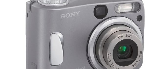 Sony DSC S60 Manual User Guide and Product Specification