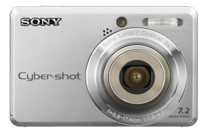 Sony DSC S730 Manual User Guide and Product Specification