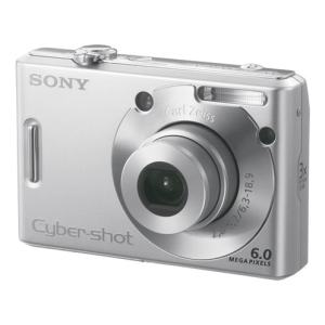 Sony DSC W30 Manual - camera front face