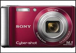 Sony DSC-W370 Manual User Guide and Product Specification