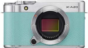 Fujifilm X-A20 Mint Variant