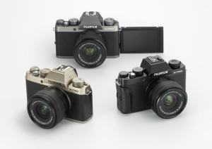 Fujifilm X-T100 - camera variants