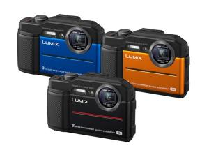 Introducing Panasonic Lumix DC-FT7; Camera Variants