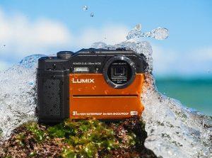 Introducing Panasonic Lumix DC-FT7; First Panasonic's Outdoor Camera with Electronic Viewfinder