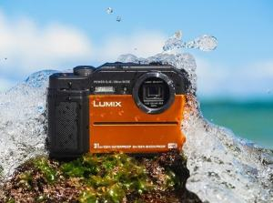 Introducing Panasonic Lumix DC-FT7; First Panasonic's Outdoor Camera with Electronic Viewfinder