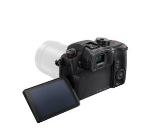 Panasonic Lumix GH5S Specification; Camera with Articulated LCD
