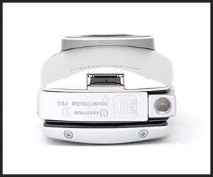 Sony DSC M2 Manual - camera down side