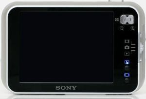 Sony DSC N1 Manual - camera rear side