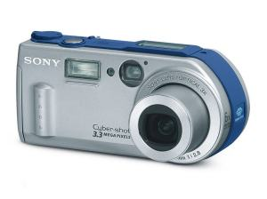Sony DSC P1 Manual User Guide and Product Specification