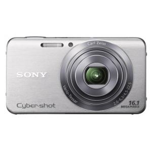 Sony DSC W630 Manual - camera front face