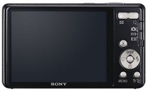 Sony DSC W690 Manual - camera rear side