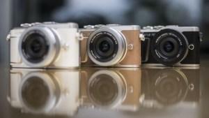 Olympus E-PL9; Camera variants