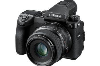 Fujifilm GFX 50S Review: The First Series GFX, Medium Format Mirrorless 1